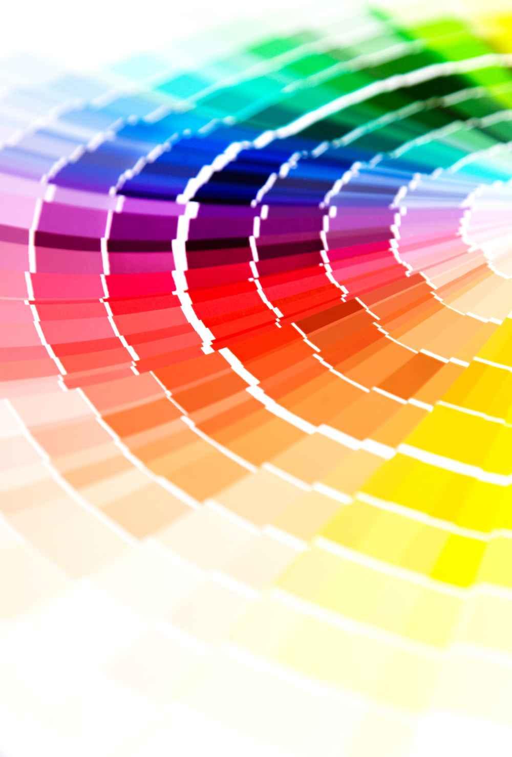 lakiernik paleta kolorów lakieru