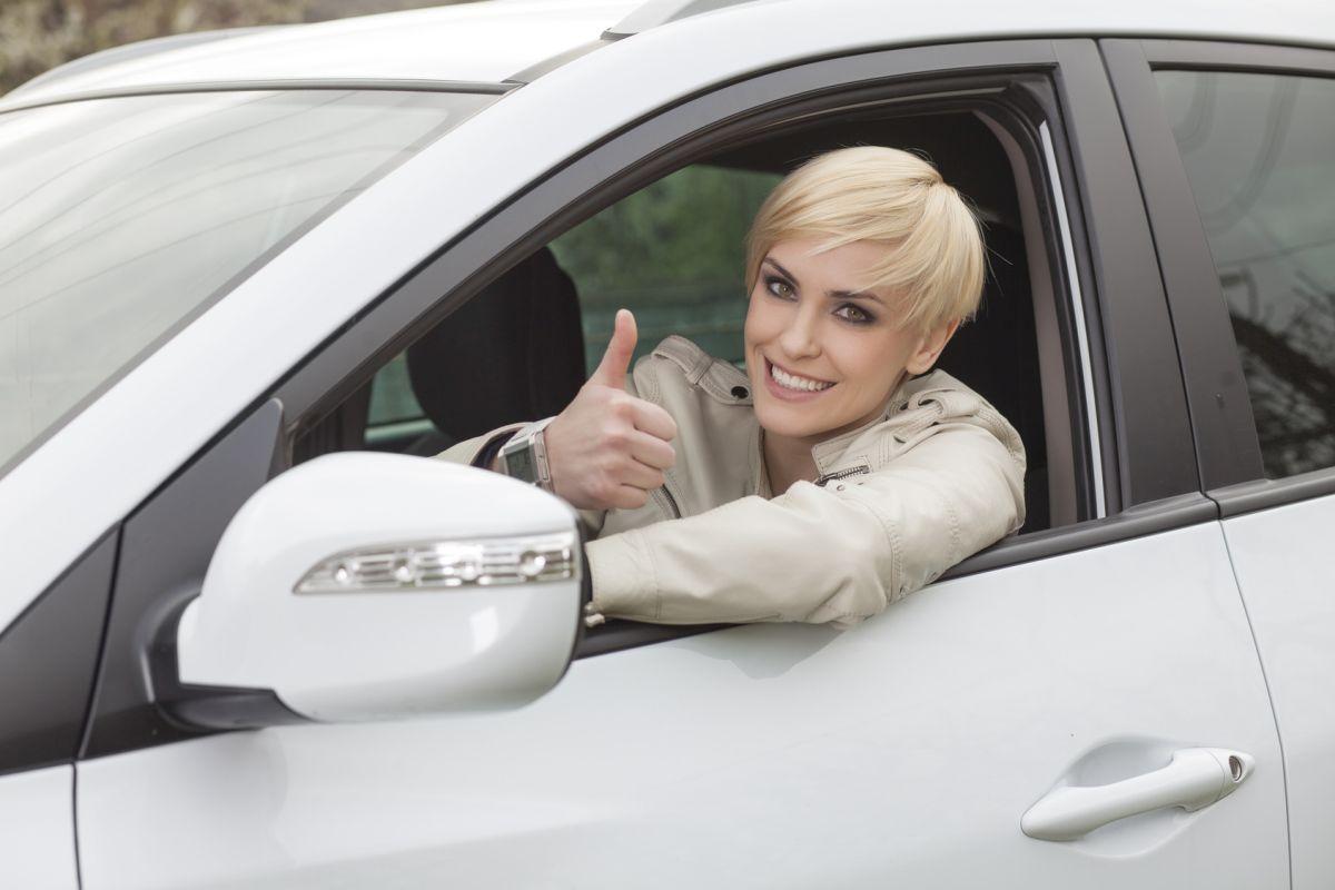 Samochód po usunięciu wgnieceń po gradobiciu Białystok